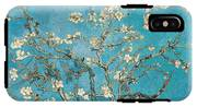 Almond Branches In Bloom IPhone X Tough Case