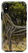 Alys Beach Driftwood Horse IPhone X Tough Case