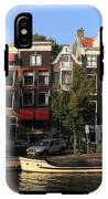 Amsterdam Canal IPhone X Tough Case