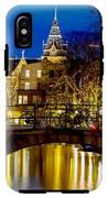 Amsterdam-rijkmuseum IPhone X Tough Case