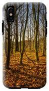 An Autumn Walk IPhone X Tough Case