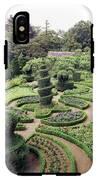 An Ornamental Garden IPhone X Tough Case