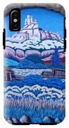 Anasazi Wall Art IPhone X Tough Case
