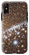 Andromeda Galaxy Core Stars IPhone X Tough Case