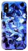 Angels Sky IPhone X Tough Case