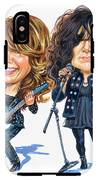 Ann And Nancy Wilson Of Heart IPhone X Tough Case