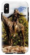 Appeal To The Great Spirit IPhone X Tough Case