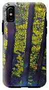 Art In The Woods IPhone X Tough Case
