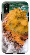 Art Of Rocks At Waianae Coast IPhone X Tough Case
