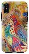 Artwork Fragment 34 IPhone X Tough Case