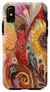 Artwork Fragment 59 IPhone X Tough Case