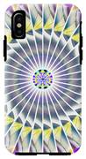 Ascending Eye Of Spirit Kaleidoscope IPhone X Tough Case