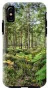 Ashley Heath Forest IPhone X Tough Case