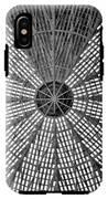Astrodome Ceiling IPhone X Tough Case