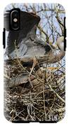 At The Heronry IPhone X Tough Case