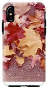 Autumn And Eighty Fourth IPhone X Tough Case