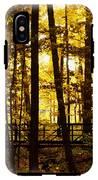 Autumn Bridge I IPhone X Tough Case