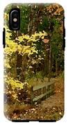 Autumn Color IPhone X Tough Case