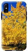Autumn Colors Gingko Tree  IPhone X Tough Case