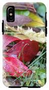 Autumn Colours   IPhone X Tough Case