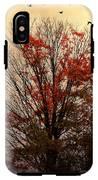 Autumn Goodbyes IPhone X / XS Tough Case