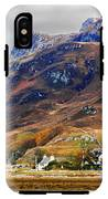 Autumn In Scotland In Dornie IPhone X Tough Case