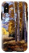 Autumn Paint Chama New Mexico IPhone X / XS Tough Case