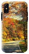 Autumn Splendor IPhone X Tough Case