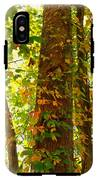 Autumn Vines IPhone X Tough Case