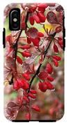 Autumnal Little Wonders_2 IPhone X Tough Case