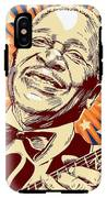 B. B. King IPhone X Tough Case