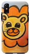 Baby Lion IPhone X Tough Case