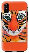Baby Tiger IPhone X Tough Case