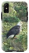 Bald Eagle IPhone X Tough Case