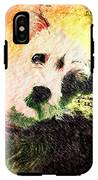 Baxter IPhone X Tough Case