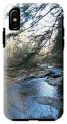 Belvidere Junction Stream Vermont IPhone X Tough Case