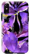 Beware The Midnight Garden IPhone X Tough Case