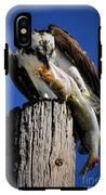 Big Fish IPhone X Tough Case