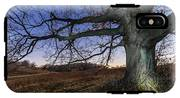 Big Wood IPhone X Tough Case
