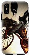 Bike IPhone X Tough Case