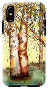Birch Trees IPhone X Tough Case