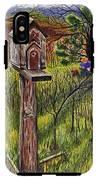 Bird House IPhone X Tough Case