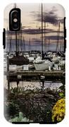 Blaine Harbor IPhone X Tough Case