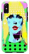 Blondie IPhone X Tough Case