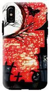 Blood Moon IPhone X Tough Case
