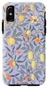 Blue Fruit IPhone X Tough Case