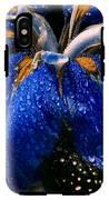 Blue Iris IPhone X Tough Case