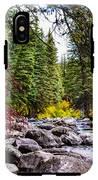Blue River IPhone X Tough Case