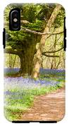 Bluebell Woods IPhone X Tough Case