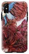 Bluebirds Love Sumac IPhone X Tough Case